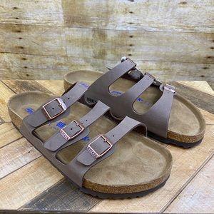 NWT Birkenstock Florida Sandals Size 41